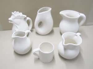 Ceramiche Artistiche Semilavorate