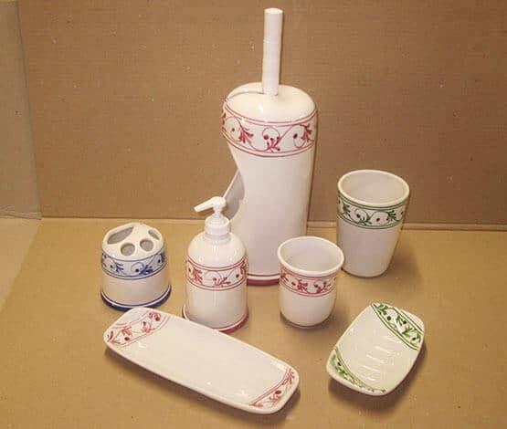 Prodotti Ceramiche con Materiali Italiani