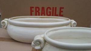 Prodotti Ceramiche con lavorazioni decorative